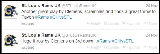 Impressive Clemens...