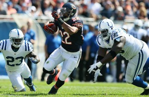 Matt Forte via-  Damian Strohmeyer/SI