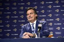 Coach Fisher Expects a Good Season. Via- stlouisrams.com
